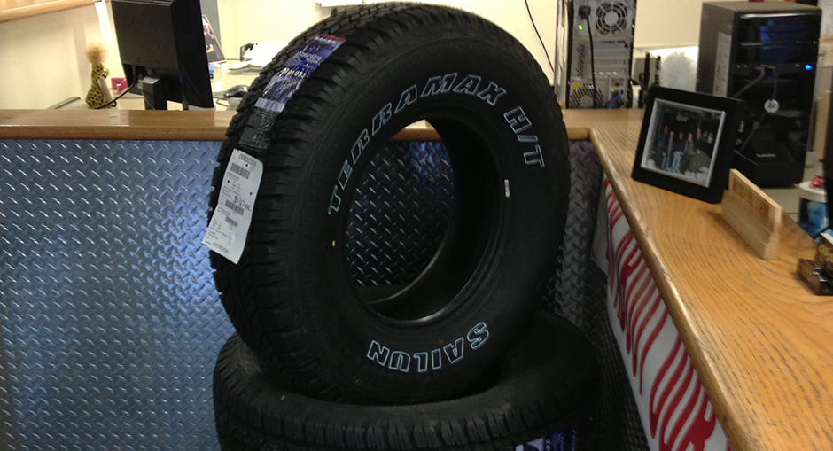 grand rapids car tires
